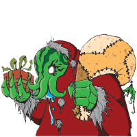 Santa Cthulhu